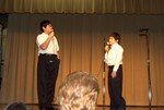 'Rao Kou Ling', challenging even for native speakers, performed by these two students, totally amazing!